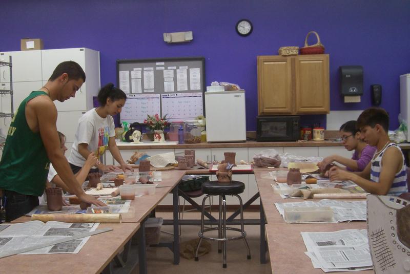 Community Involvement   SCW Clay Club